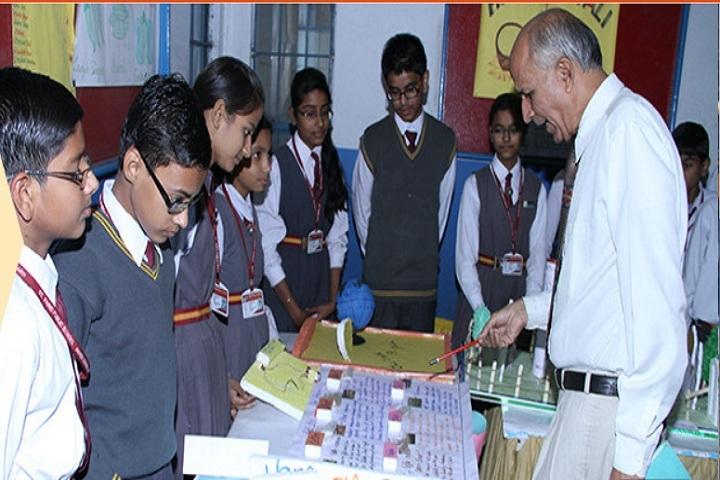 St Farid Public School- Science fare