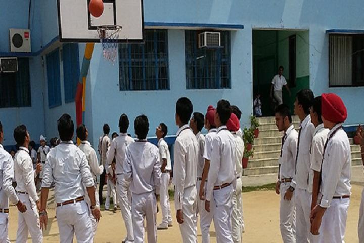 St Farid Public School-Sport Basket Ball