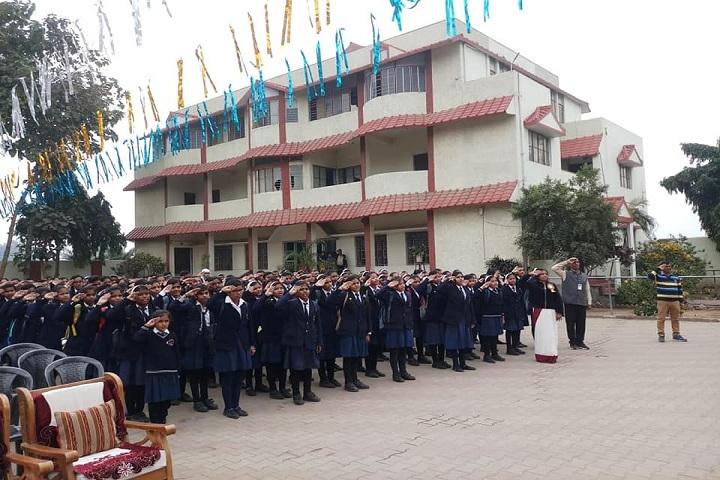 Jean Pauls High School-Assembly