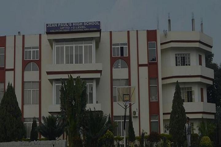 Jean Pauls High School-School Building