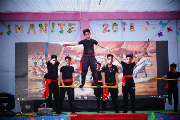 St Josephs Convent Secondary School-Annual Day