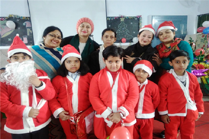 St Josephs Convent Secondary School-Christmas celebrations