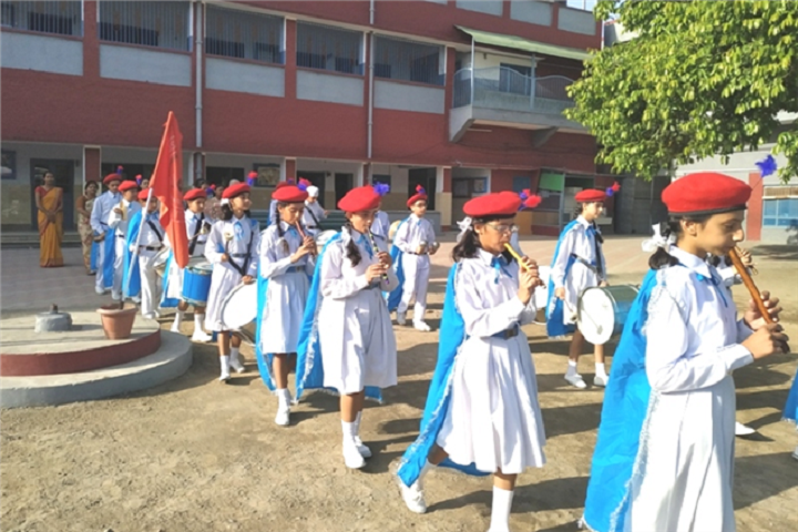 St Josephs Convent Secondary School-Investiture Ceremony