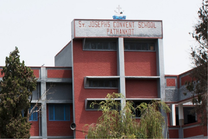 St Josephs Convent Secondary School-School Building