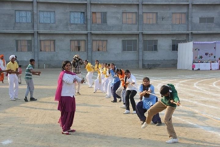 St Kabir Academy- Games