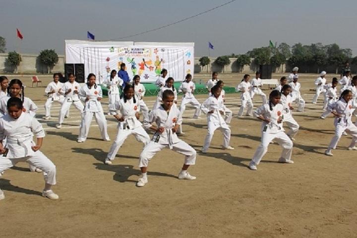 St Kabir Academy- Karate
