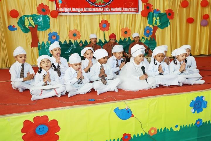 St Soldier Divine Public School-Activity