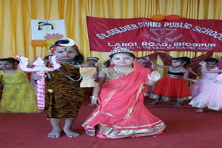 St Soldier Divine Public School-Celebration