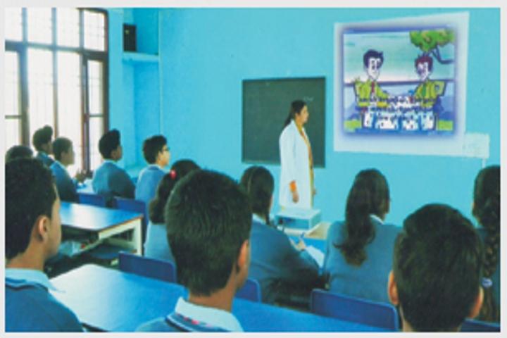 St Soldier Divine Public School-Classroom