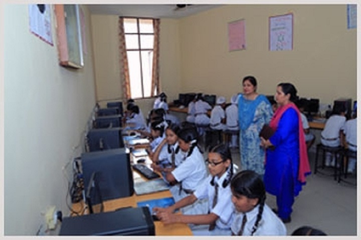 St Soldier Divine Public School-Computer Lab