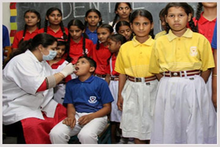 St Soldier Divine Public School-Medical Favility