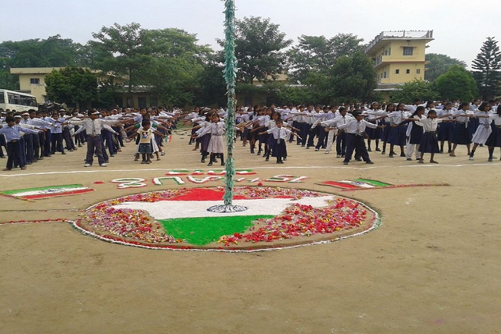 Jeevan Jyoti Vidyalaya-Independence Day Celebrations