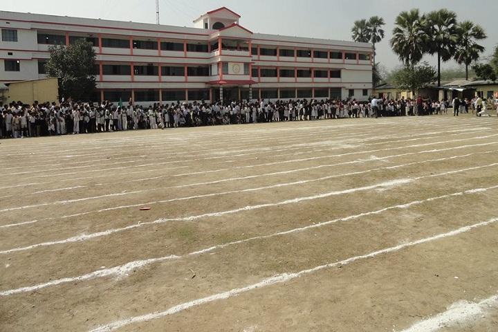 Jeevan Jyoti Vidyalaya-Sports Day