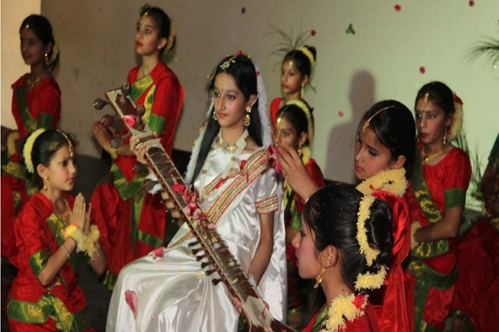 St Soldier Divine Public School Naya Nangal-Cultural Program