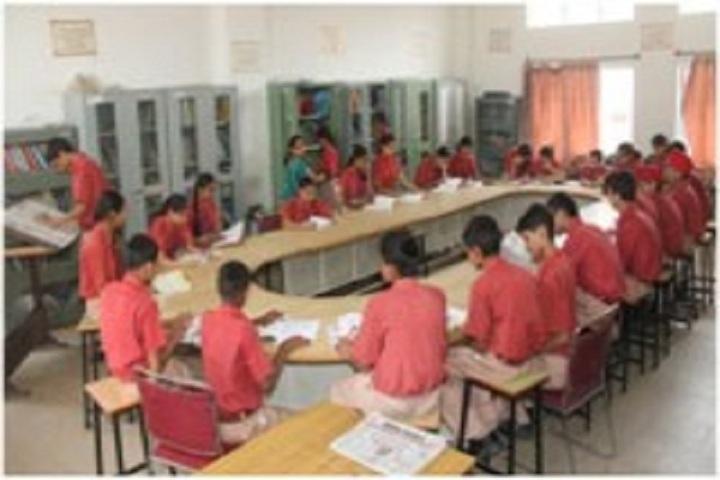St Soldier Divine Public School Naya Nangal-Library