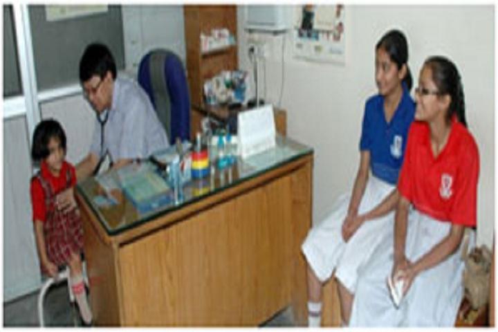 St Soldier Divine Public School Naya Nangal-Sick Room