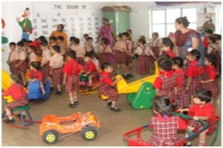 St Soldier Divine Public School Naya Nangal-Tiny tots