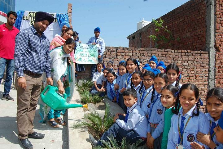 St Soldier Elite Convent School Chawinda Devi-plantation