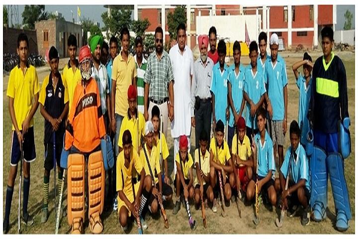St Soldier Elite Convent School Chawinda Devi-Games