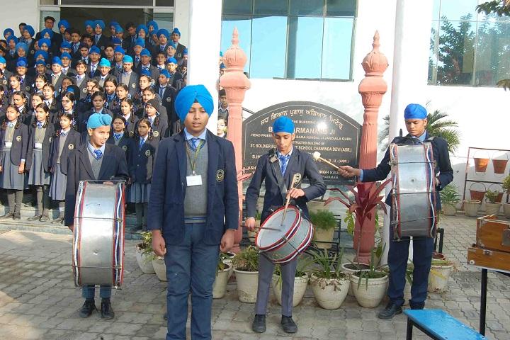 St Soldier Elite Convent School Chawinda Devi-School Activity