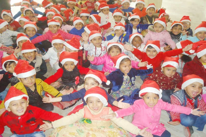 St Soldier International Convent School-Christmas Celebration