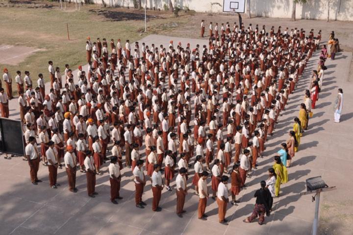 St Soldier Paradise Public School-Assembly