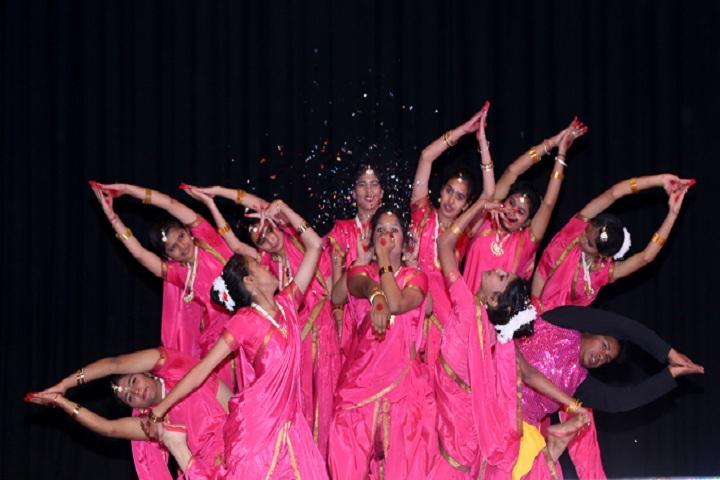 St Soldier Paradise Public School-Dance