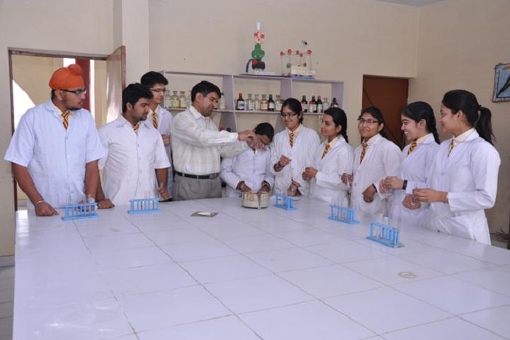 St Soldier Paradise Public School-Science Lab