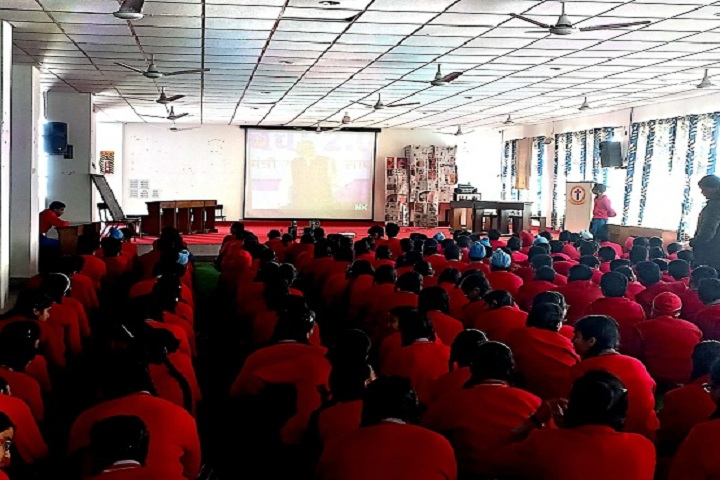 St Thomas Senior Secondary School-Seminar