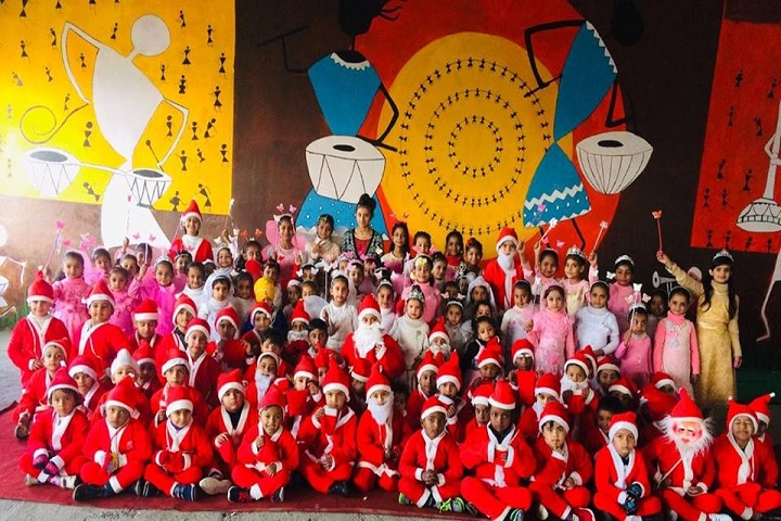 St GDS Convent School-Christmas Celebration