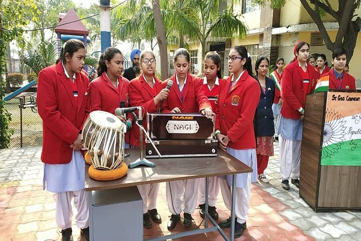 St GDS Convent School-Music