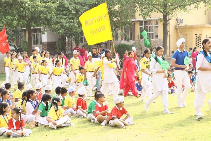 St GDS Convent School-School Activity