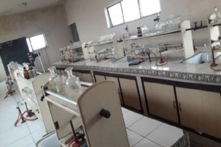 St Sai Senior Secondary School-Chemistry Lab