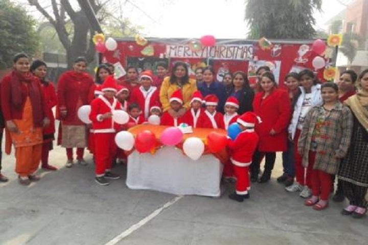 St Sai Senior Secondary School-Christmas Celebrations