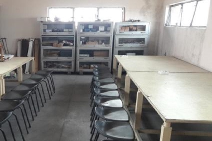 St Sai Senior Secondary School-Physics Lab