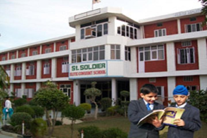 St Soldier Elite Convent School