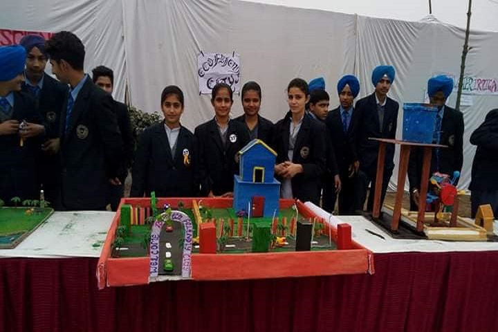 St Soldier Elite Convent School-Exhibition