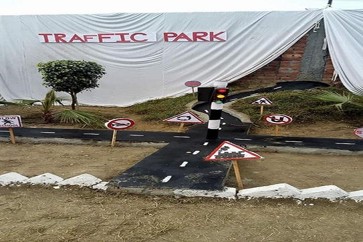 St Soldier Elite Convent School-School Traffic Park