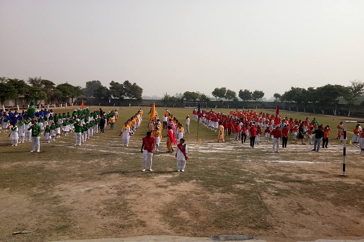 St Soldier Elite Convent School-Sports Day