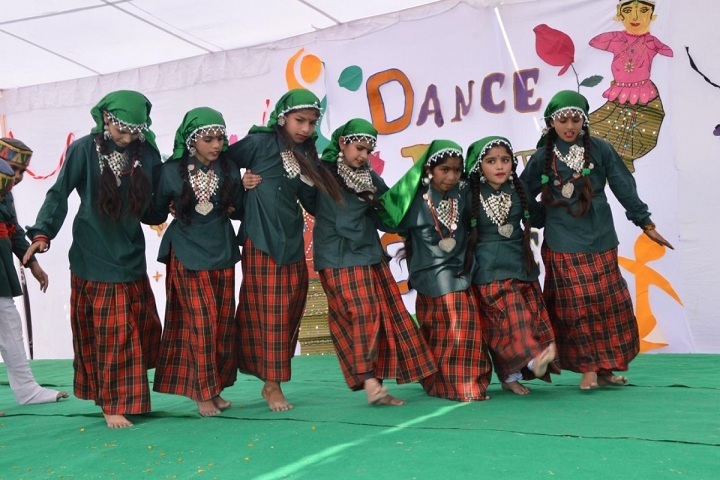 St.Soldier Smart School-Dance Performance 2