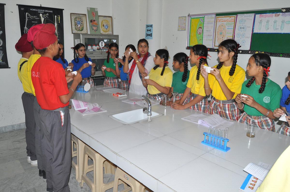 St.Soldier Smart School-Lab