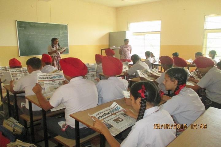 St.Soldier Smart School-Classroom