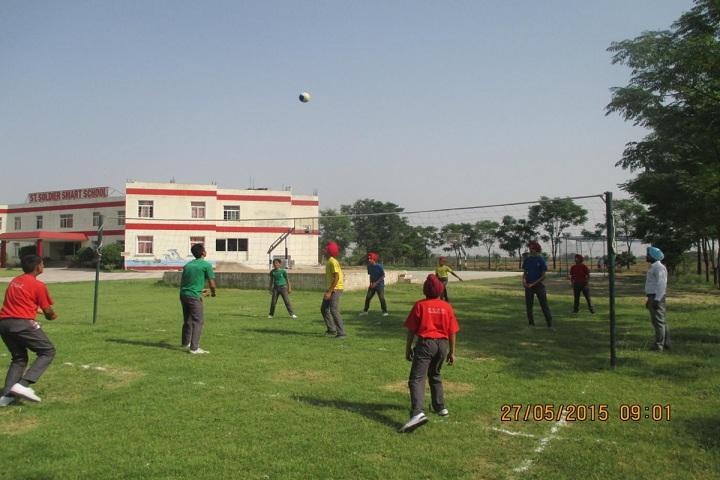 St.Soldier Smart School-Play Ground
