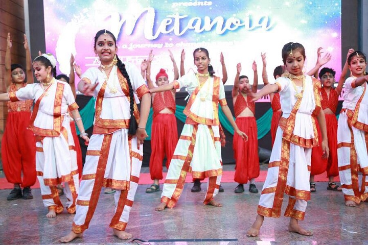 Stalwarts World School-Classicial Dance Performance
