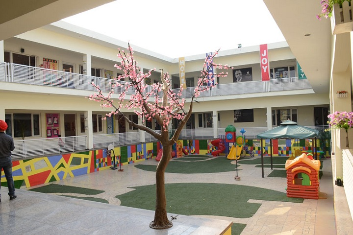 Stalwarts World School-Infrastructure