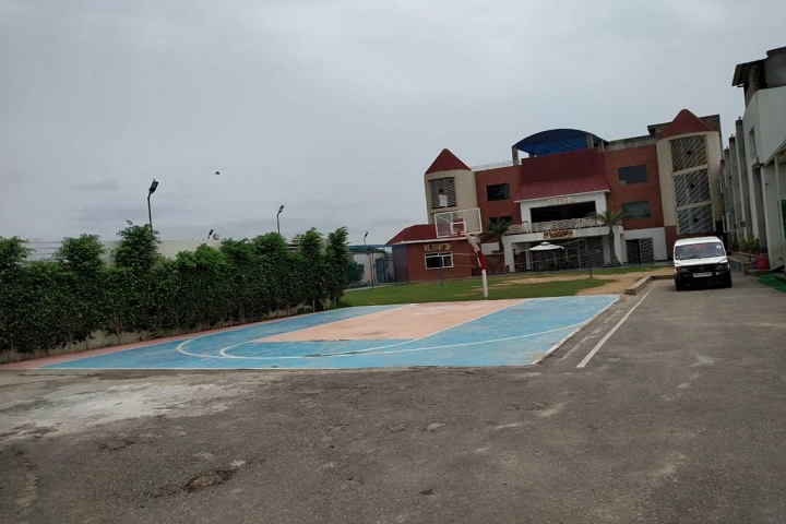 Stalwarts World School-Campus