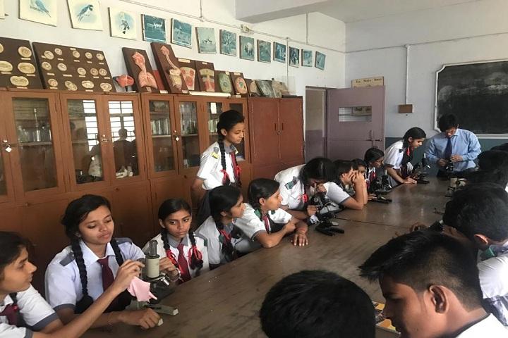 Jewan Deep Public School-Science Lab