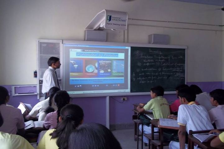 Jewan Deep Public School-AV Room