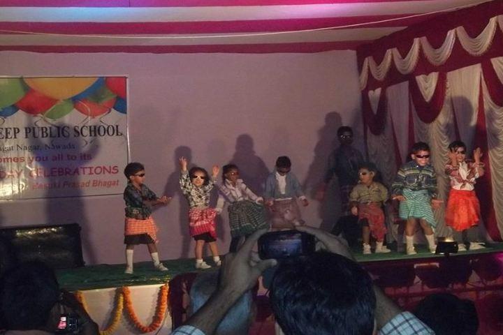 Jewan Deep Public School-Kids Dance