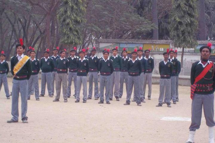 Jewan Deep Public School-NCC